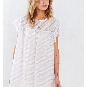 Urban outfitters little white lies pearl dress m